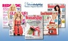 Blue Dolphin Magazines **NAT**: $10 for $20 Toward Magazine Subscriptions from BlueDolphin.com