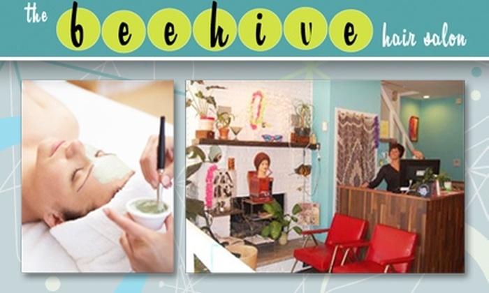 Beehive Hair Salon  - Fairmount/Art Museum: $35 for Spa Facial at Beehive Hair Salon