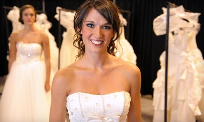 Bridal Extravaganza - Bouldin: $14 for Two Tickets to the Bridal Extravaganza from Austin's Wedding Guide ($28 Value)