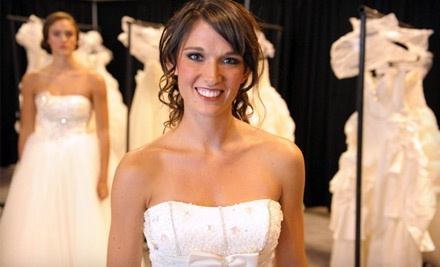 Bridal Extravaganza Presented by Austin's Wedding Guide at Palmer Events Center on Sun., Sept. 11 at 12PM: General Admission - Bridal Extravaganza in  Austin