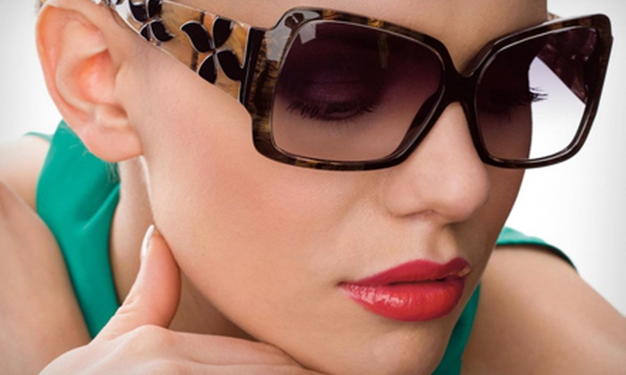 Optylux - Solana Beach: $49 for $200 Toward a Complete Pair of Designer Eyewear at Optylux in Solana Beach