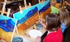 Art House - Diamond Circle Estate: One or Two Painting Workshops at Art House in Southlake