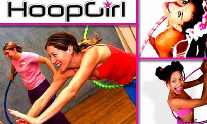 HoopGirl Inc - Lower Pacific Heights: $12 for One Hooping Class at HoopGirl ($20 Value)