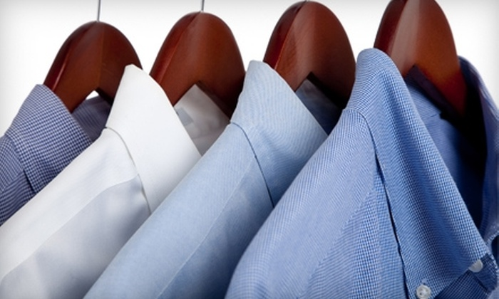 Comet Cleaners - Medina: $10 for $20 Worth of Dry Cleaning at Comet Cleaners in Medina