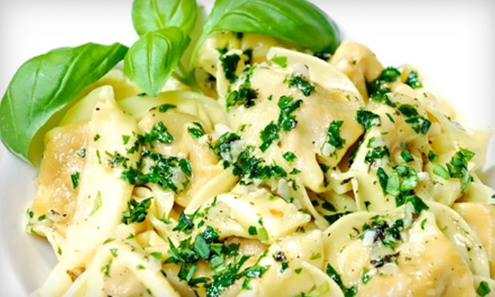 La Fontana Siciliana - Belltown: $30 for $60 Worth of Sicilian Cuisine at La Fontana Siciliana
