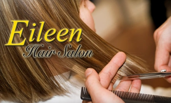 Eileen's Hair Salon and Tantalize Spa - Toronto (GTA): $40 for a Cut, Blow Dry, and Style, Plus Highlights or a Spa Facial, at Eileen's Hair Salon and Tantalize Spa