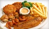 Half Off Steakhouse Fare at Saltwater Cowboy in St. Simons Island