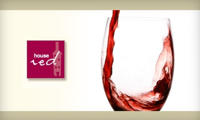 HouseRed - Forest Park: $15 for $35 Worth of Wine, Gifts, and Classes at HouseRed in Forest Park
