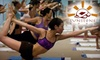 SunstoneFIT Fort Worth - Multiple Locations: $29 for 30 Days of Unlimited Yoga at Sunstone Yoga (Up to $155 Value)