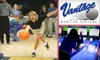 Vantage Bowling Centers - Multiple Locations: $5 for Two Games of Bowling Plus One Pair of Rental Shoes at Vantage Bowling Centers (Up to $11 Value). Choose One of Five Locations.