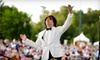 """Symphony Orchestra Augusta - Central Business District: One Ticket to """"John Williams Spectacular"""" Saturday, October 8th Performance at Bell Auditorium. Two Options Available."""