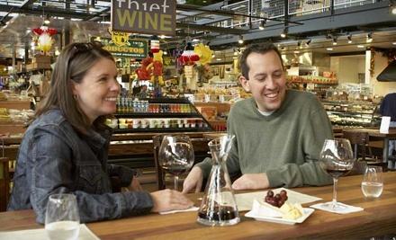 $30 Groupon to the Wine Bar - Thief Wine in Milwaukee
