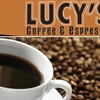 Half Off at Lucy's Coffee and Espresso