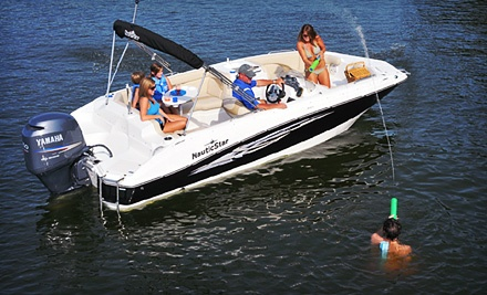 4-Hour Boat Rental (a $349 value)  - Lotto Boat in Saint Petersburg