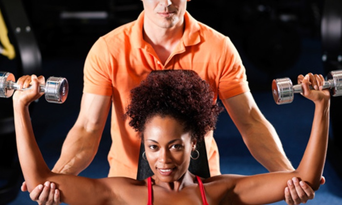 My Fit Gym/River Oaks Fitness  - Neartown/ Montrose: Group- or Personal-Training Package at My Fit Gym/River Oaks Fitness