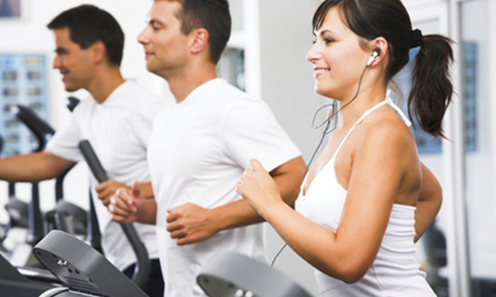 Bally Total Fitness - Lakefront: One Month of Unlimited Gym Access, Tanning, and Personal Training for One or Four at Bally Total Fitness (Up to 57% Off)