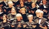 """Mozart and Copland: Choral Masters"" - East Liberty: Two Tickets to The Mendelssohn Choir of Pittsburgh's ""Mozart and Copland: Choral Masters"" on March 25 (Up to 52% Off)"