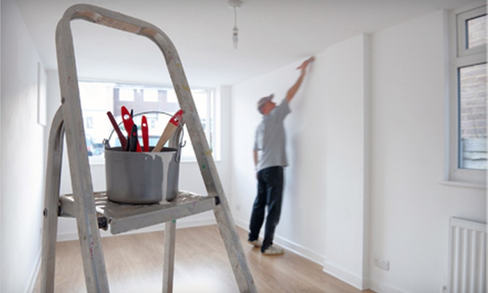 Advanced Resets and Remodels - Wichita: Interior House Painting for One or Three Rooms from Advanced Resets and Remodels (Up to 64% Off)