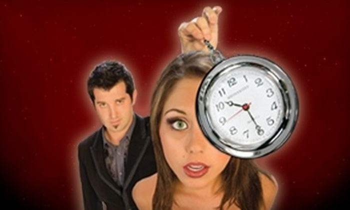 Marc Savard - The Strip: $15 for Outing to See Comedy Hypnotist Marc Savard at the V Theater (Up to $51.68 Value)