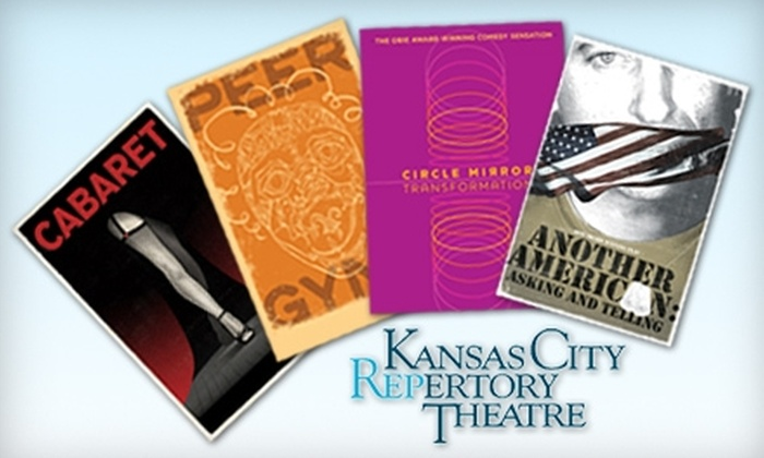 Kansas City Repertory Theatre - Western 49-63: $65 for a Four-Show Season Ticket to Kansas City Repertory Theatre