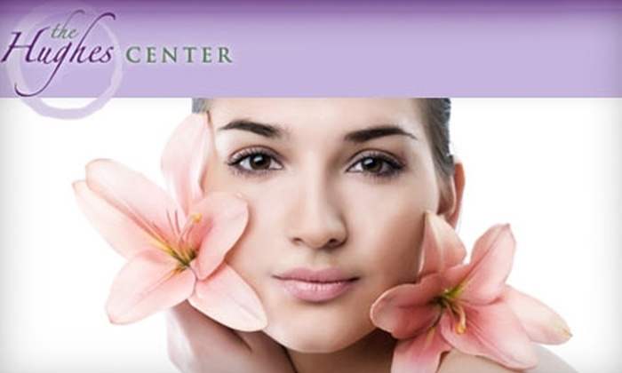 Hughes Center for Aesthetic Medicine - Cherry Hill: $99 for an IPL Photorejuvination Treatment at the Hughes Center for Aesthetic Medicine in Cherry Hill (Up to $500 Value)