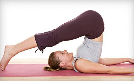 2-Hour Yoga Workshop and a 3-Class Pass - Mindful Yoga in Kenosha