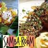 Half Off Latin Cuisine at Samba Room