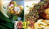 Samba Room [CLOSED] - Doctor Phillips: $15 for $30 Worth of Latin Cuisine and Drinks at Samba Room