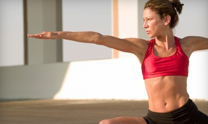Power Yoga Works - Multiple Locations: $25 for 10 Classes at Power Yoga Works (Up to $130 Value).