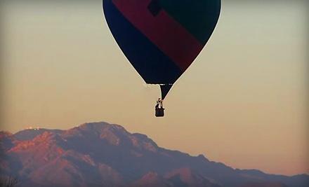 Foolish Pleasure Hot Air Balloon Rides - Foolish Pleasure Hot Air Balloon Rides in
