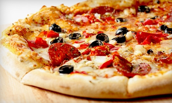 Double Zero Pizza - Calgary: $15 for $30 Worth of Pizza, Drinks and More at Double Zero Pizza
