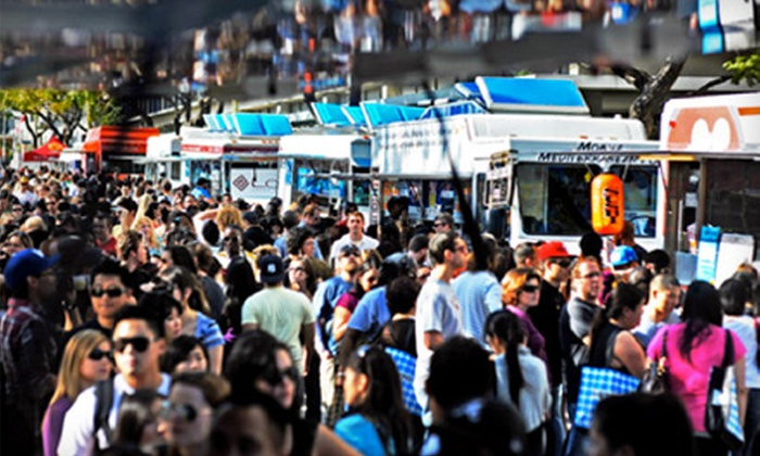 Mobile Food Rodeo - Interbay: Mobile Food Rodeo Outing for One or Two on Saturday, September 17