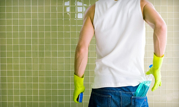 Mr. Squeaky - Roanoke: Two Man-Hours of Residential Cleaning from Mr. Squeaky (Up to 66% Off). Three Options Available.