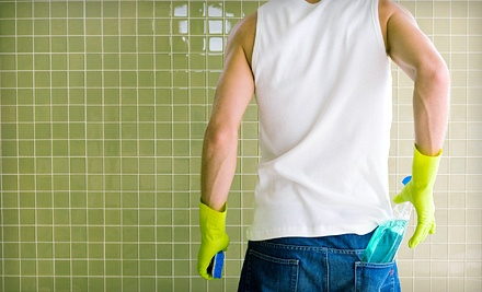 1 Two-Man-Hour Session of Residential Cleaning (a $99 value) - Mr. Squeaky in