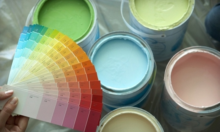 Greater Detroit Painting Co. - Multiple Locations: Interior or Exterior House Painting from Greater Detroit Painting Co. Two Options Available.