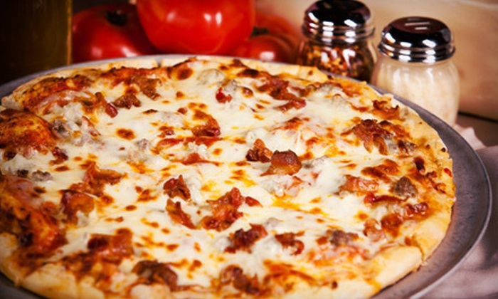 The Other Place - Multiple Locations: $12 for $25 Worth of Pizza and American Fare at The Other Place