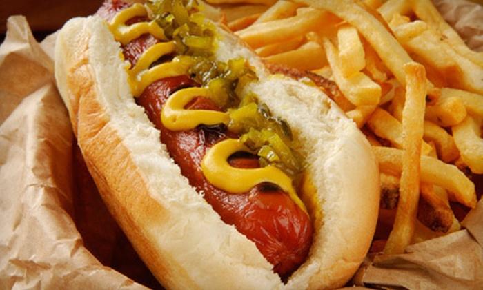 HotDogOpolis - Boca Raton East: $5 Worth of Chicago-Style Hot Dogs