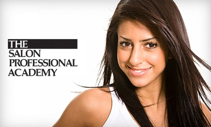 The Salon Professional Academy - Lewisville: $10 for $25 Worth of Salon Services at The Salon Professional Academy in Lewisville