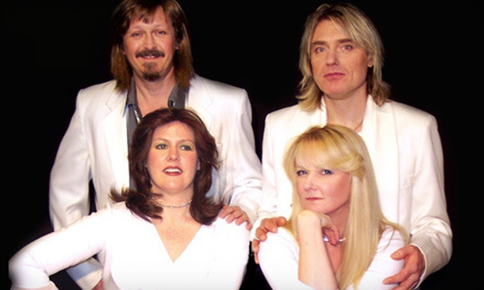 Arrival: The Music of ABBA! - Cascade-Schou: $40 for Arrival from Sweden: The Music of Abba! Concert for Two at Grand Villa Casino in Burnaby on March 11 ($80 Value)