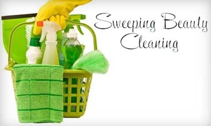 Sweeping Beauty Cleaning - Madisonville: $50 for Two Hours of Home Cleaning Services from Sweeping Beauty Cleaning Services ($100 Value)