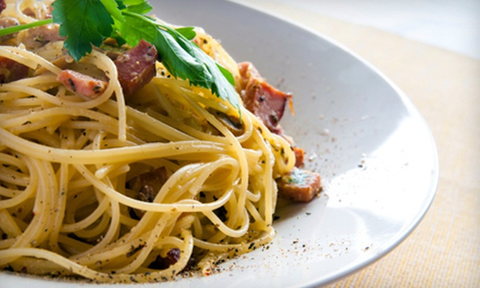 Tuscany Ristorante - Brooklawn - St. Vincent: Dinner Tuesday–Thursday or Friday–Sunday or Lunch at Tuscany Ristorante in Bridgeport (Half Off)