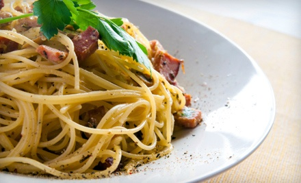 $20 Worth of Italian Fare and Drinks During Dinner Friday-Sunday - Tuscany Ristorante in Bridgeport