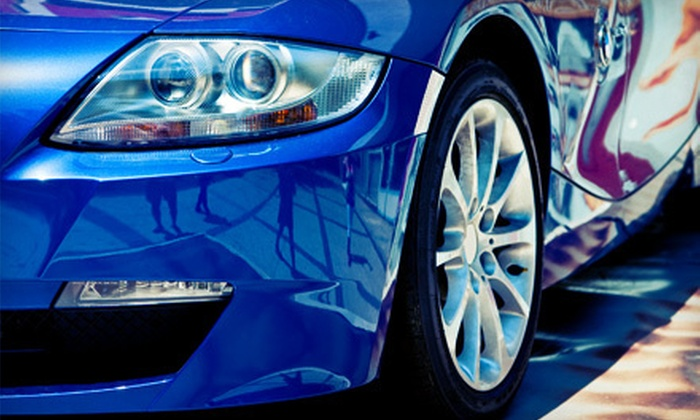 Presidential Auto Leasing and Sales - Delray Beach: Full Detailing for a Car or a Truck, Van, or SUV at Presidential Auto Leasing and Sales in Delray Beach (Up to 62% Off)