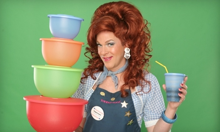 "Dixie's Tupperware Party - Chicago: One Ticket to ""Dixie's Tupperware Party"" at the Royal George Theatre. Twenty Dates Available."
