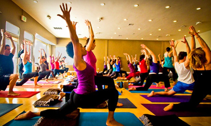 InYoga Center - Valley Village: $49 for 15 Yoga Classes at InYoga Center in Valley Village ($180 Value)