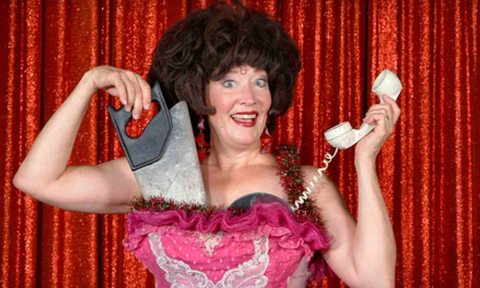 Esther's Follies - Downtown: Two Tickets to Esther's Follies Variety Show. Five Dates Available.