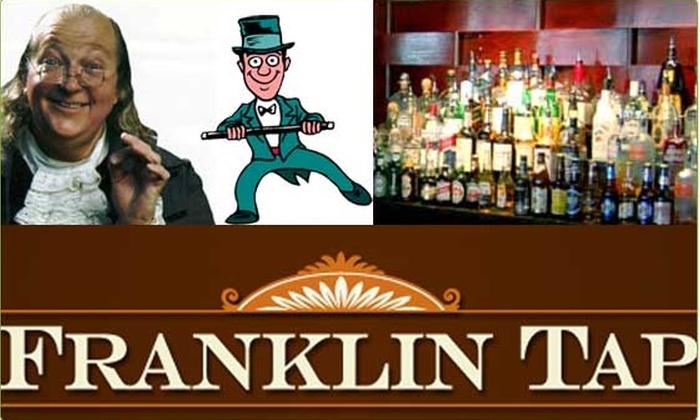 Franklin Tap - Loop: $20 for $50 Voucher at Franklin Tap