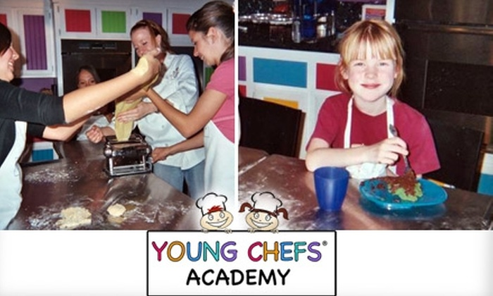 Young Chefs Academy  - Claremont: $15 for One Cooking Class at Young Chefs Academy