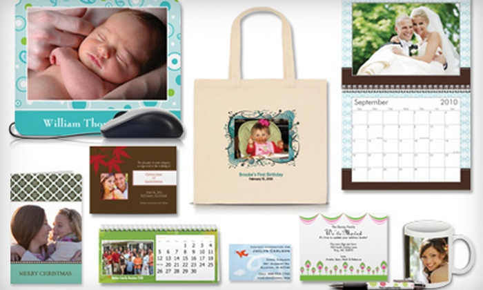 Vista Print  - Syracuse: $17 for $70 Worth of Custom-Printing Services Online from Vistaprint
