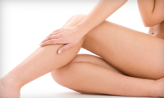 AHS The Laser Salon - Great Neck Plaza: $99 for Two Spider-Vein Removal Treatments at AHS The  Laser Salon in Great Neck ($600 Value)
